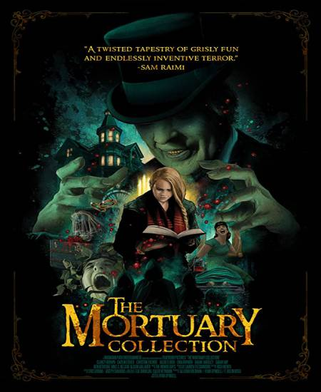 The Mortuary Collection 2020 [English] HDRip 480p | 720p HD ESubs