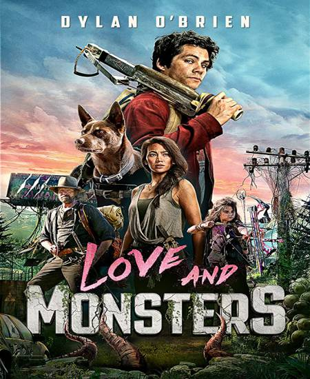 Love and Monsters 2020 [English] HDRip 480p | 720p HD