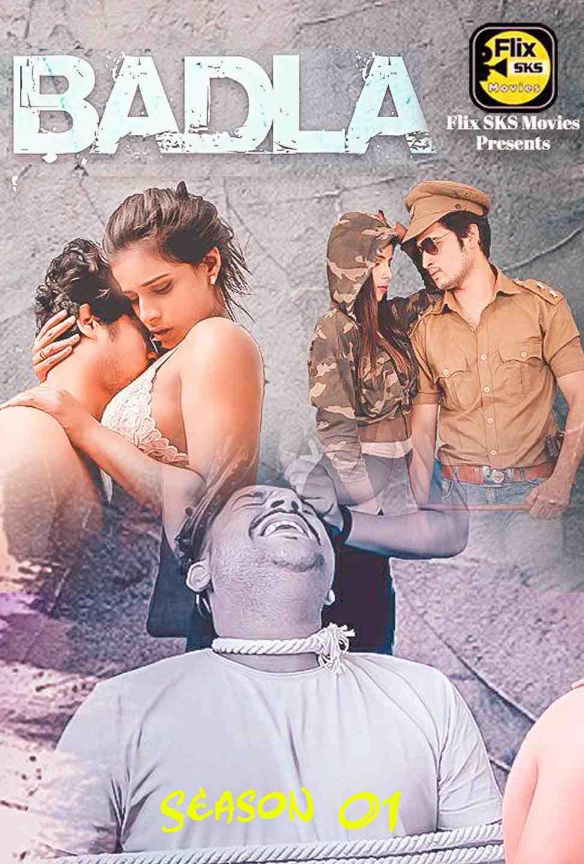 Badla 2020 Hindi S01 Complete FlixSKSMovies Web Series 720p HDRip 400MB Download