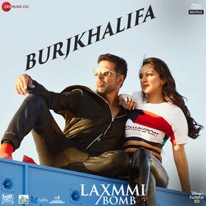 Burjkhalifa (Laxmmi Bomb 2020) Hindi Video Song 1080p HDRip Download