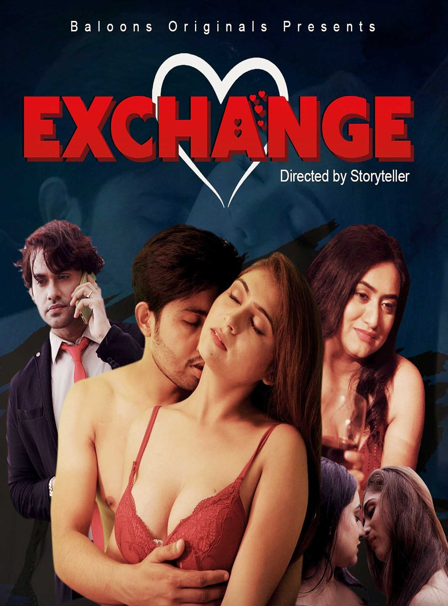 18+ Exchange 2020 Hindi S01E01 Balloons Web Series 720p HDRip 150MB x264 AAC