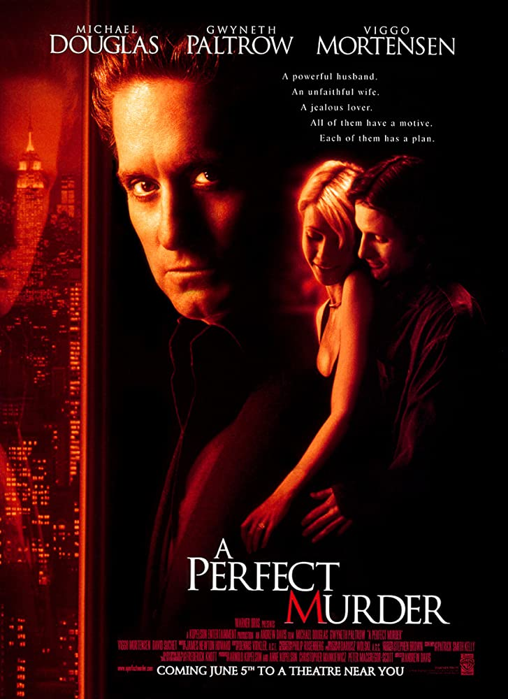 A Perfect Murder 1998 Dual Audio Hindi 720p BluRay 900MB Download