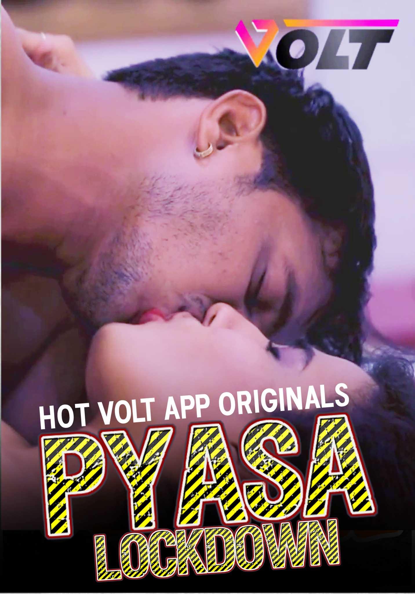 Pyasa Lockdown 2020 HotVolt Hindi Short Film 720p HDRip 150MB Download
