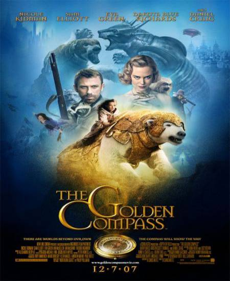 The Golden Compass 2007 Dual Audio Hindi 480p BluRay x264 500MB Esubs Download