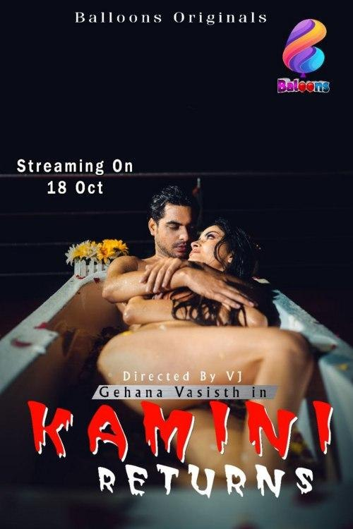 Kamini Returns (2020) S01E01 Hindi Balloons Web Series 720p HDRip 200MB Download