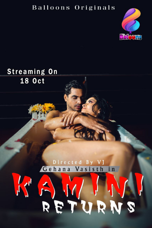 18+ Kamini Returns 2020 S01E01 Hindi Balloons Original Web Series 720p HDRip 250MB Download