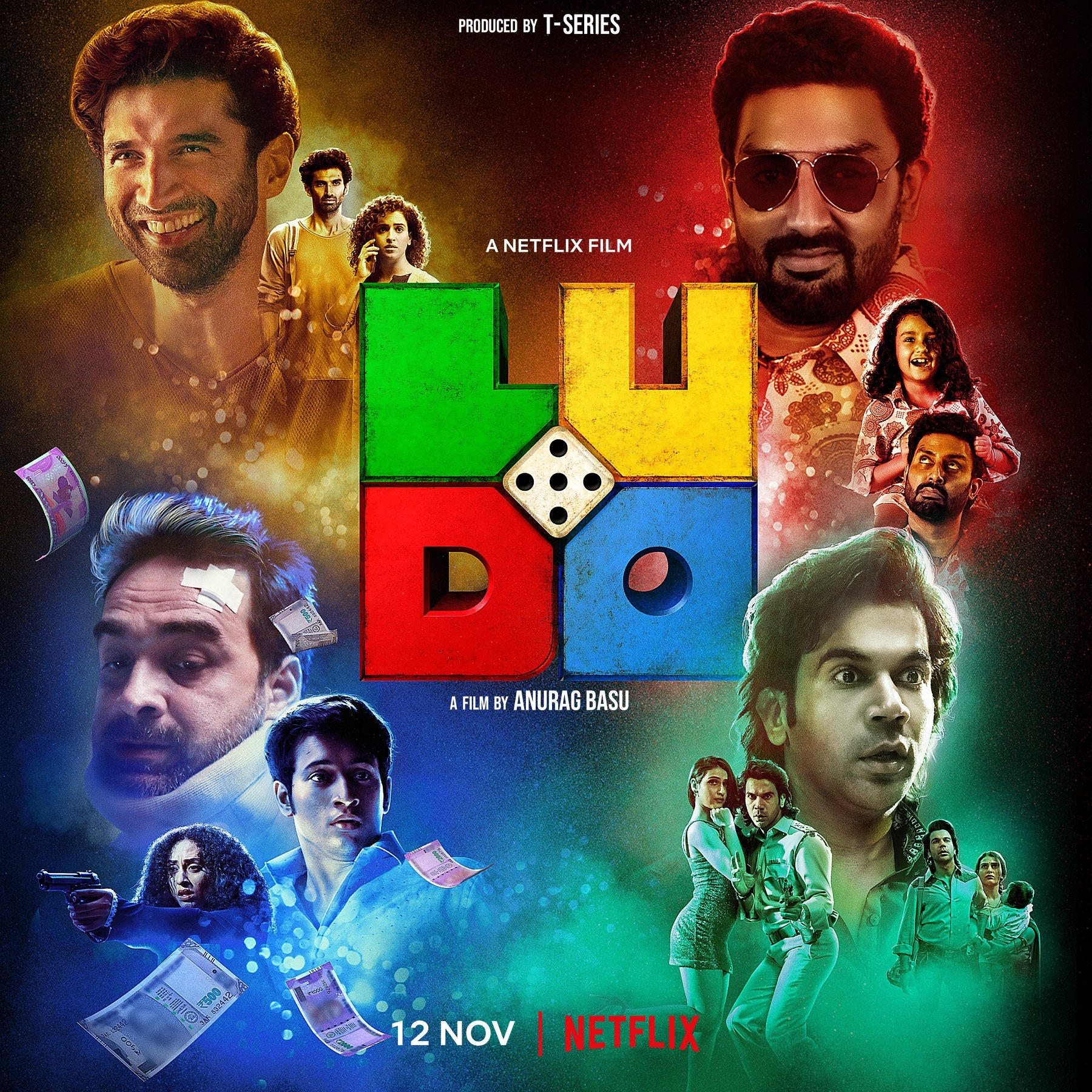 Ludo 2020 Hindi Movie Official Trailer 1080p HDRip Download