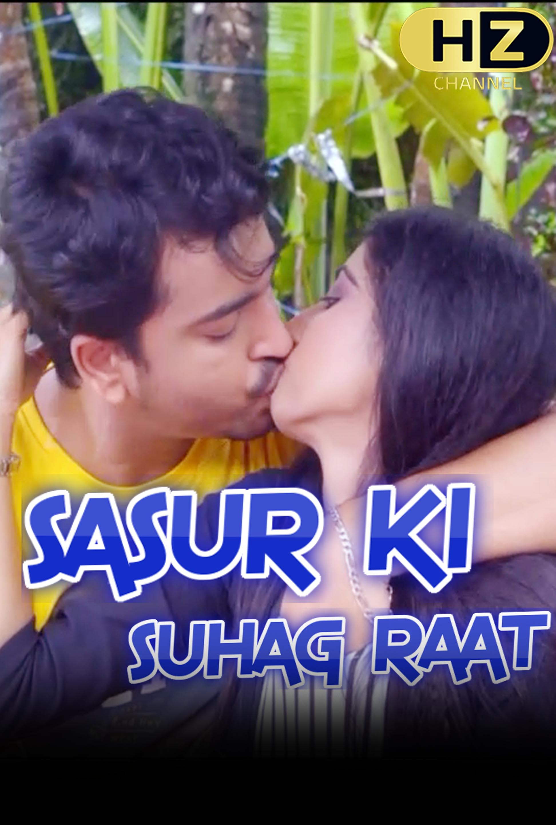 18+ Sasur Ki Suhagrat 2020 S01E02 HootzyChannel Hindi Web Series 720p HDRip 150MB x264 AAC