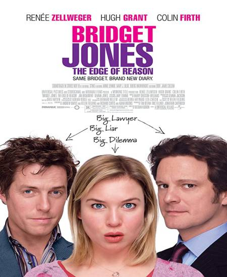 Bridget Jones The Edge of Reason 2004 Dual Audio Hindi 480p BluRay  ESubs 350MB Download