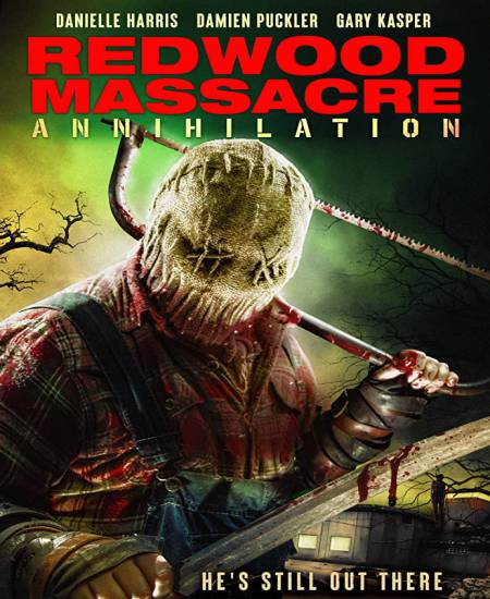 Redwood Massacre Annihilation 2020 English HDRip 480p | 720p HD