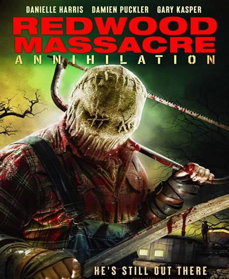 Redwood Massacre Annihilation 2020 English HDRip 480p | 720p HD