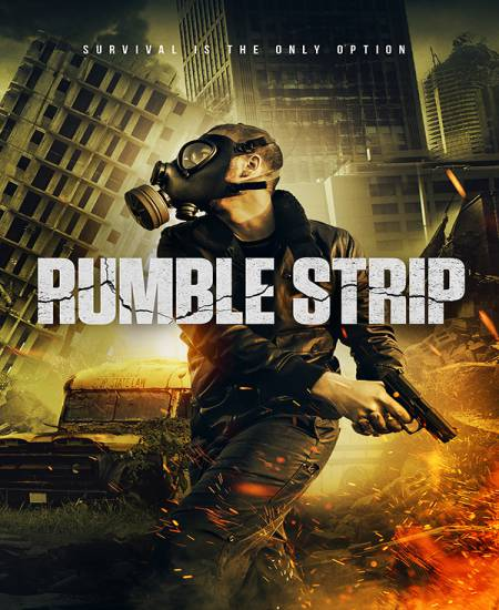 Rumble Strip 2020 English HDRip 480p | 720p HD