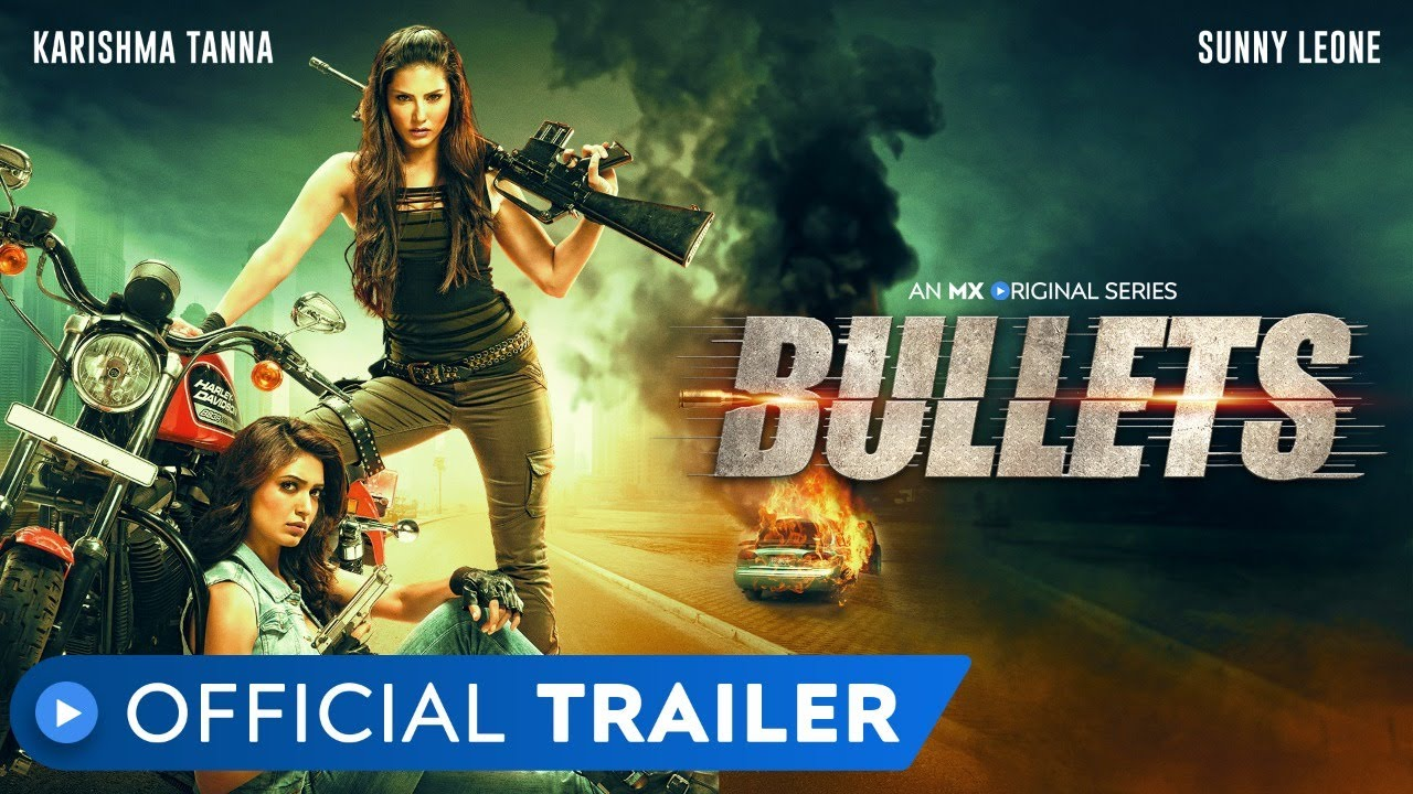 Bullets S01 (2020) Hindi MX Original Web Series Official Trailer 1080p HDRip
