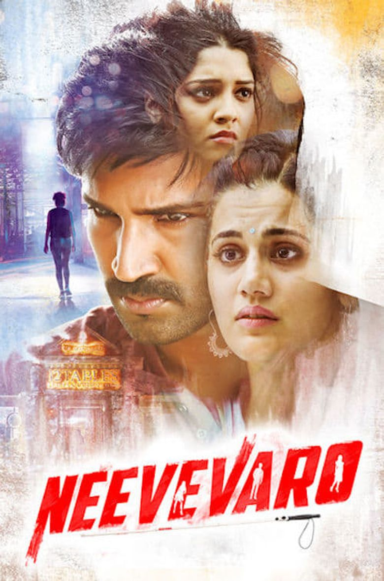 Taapsee Pannu (Neevevaro) 2020 Hindi Dubbed 350MB HDRip Download