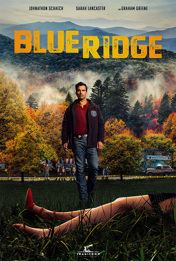 Blue Ridge 2020 English 720p HDRip 796MB | 300MB Download