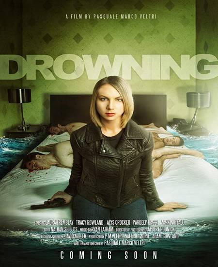 Drowning 2020 English HDRip 480p | 720p HD Esubs