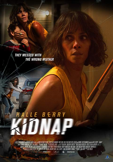 Kidnap 2017 Hindi ORG Dual Audio 720p BluRay ESubs 800MB x264 AAC