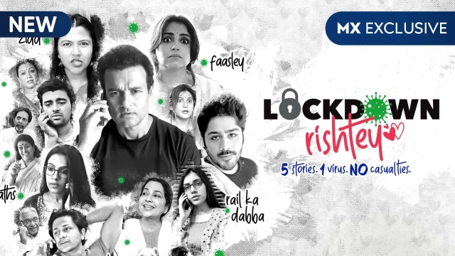 Lockdown Rishtey S01 2020 Hindi MX Original Web Series 392MB HDRip Download