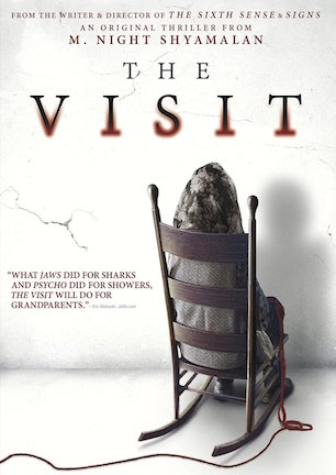 The Visit 2015 Hindi Dual Audio 335MB BluRay ESubs Download