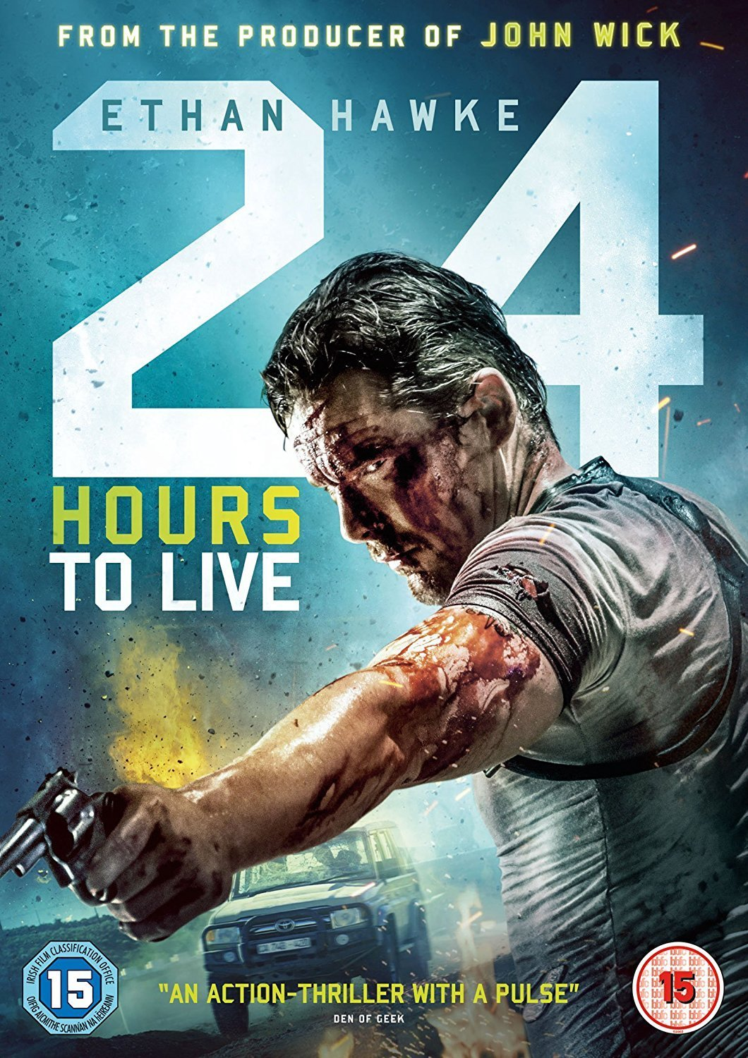 24 Hours to Live 2017 Hindi ORG Dual Audio 332MB BluRay ESubs Download