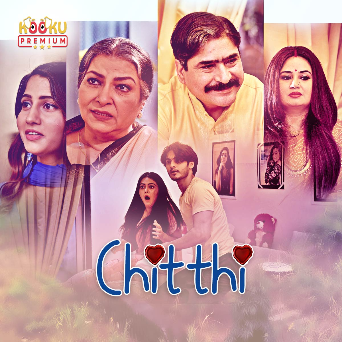 Chitthi 2020 S01 Hindi Kooku App Web Series Official Trailer 1080p HDRip 40MB Download