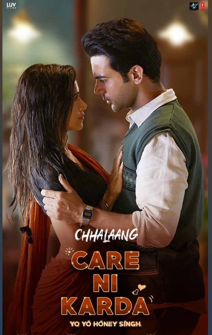 Care Ni Karda (Chhalaang 2020) Hindi Video Song 1080p HDRip 81MB Download