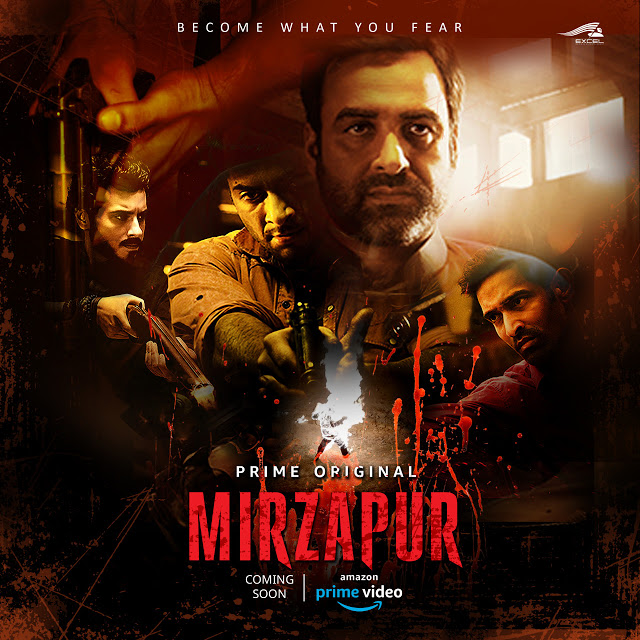 Mirzapur 2020 S02 Hindi Amazon Prime Original Complete Web Series 1.7GB HDRip Download