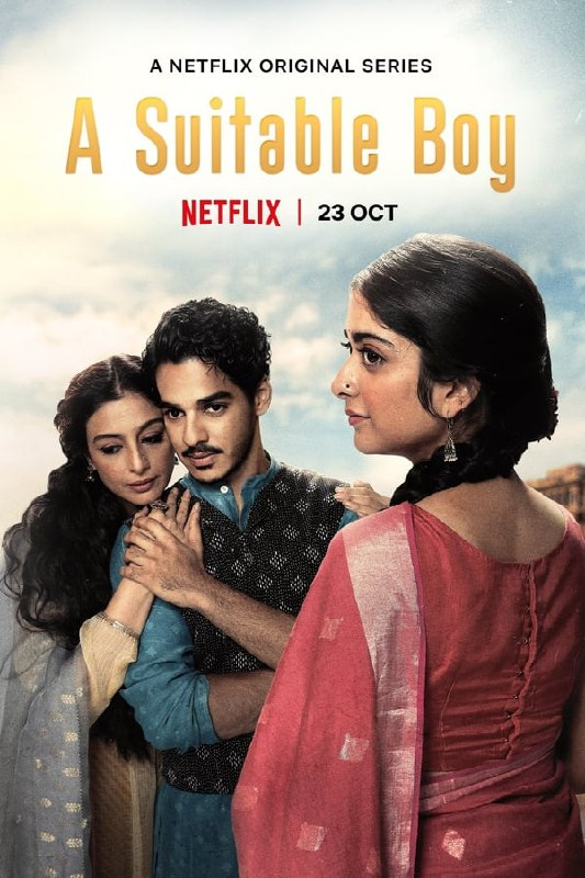 A Suitable Boy 2020 S01 Hindi Complete Netflix Web Series 480p HDRip 1.1GB Download