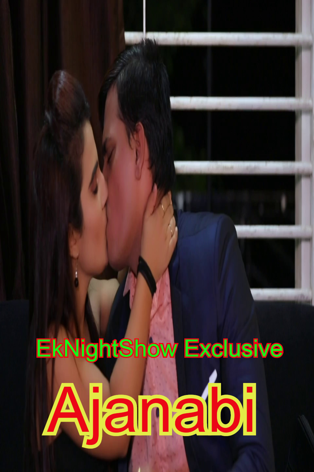 18+ Ajanabi 2021 EknightShow Originals Hindi Short Film 720p HDRip 200MB Download