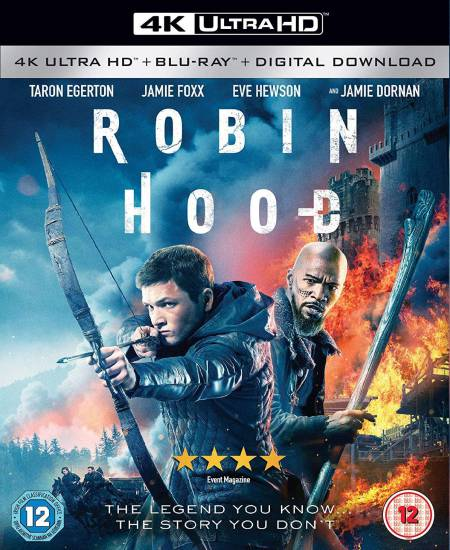 Robin Hood 2018 Dual Audio Hindi 720p Bluray Esubs 1GB Download