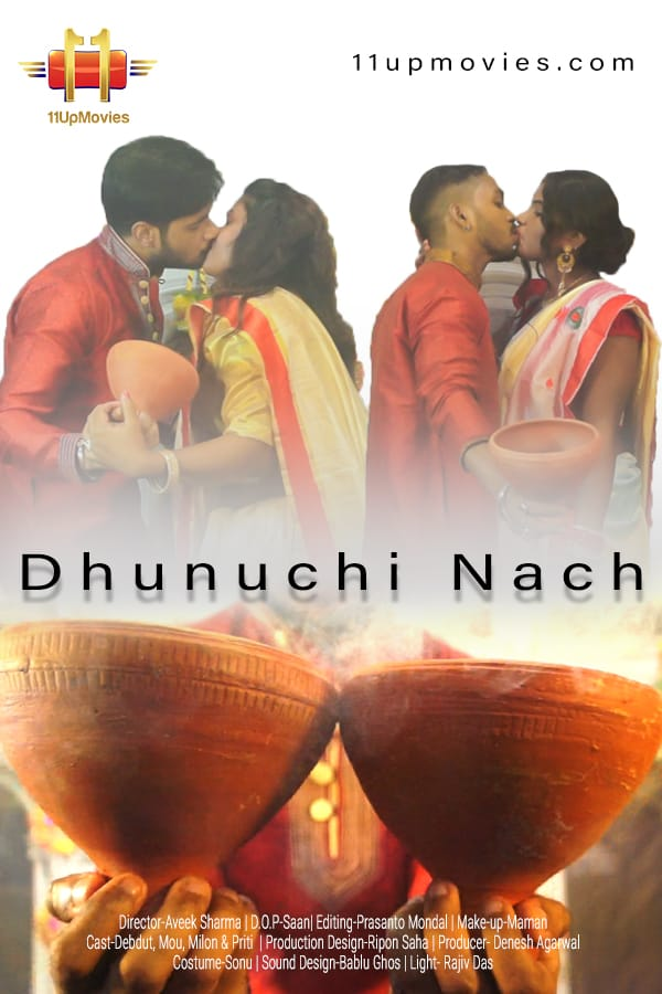 Dhunuchi Nach 2020 11UpMovies Hindi Short Film 720p HDRip 130MB x264 AAC