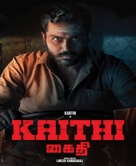 Kaithi (2020) Full Movie Hindi Dubbed 480p HDRip 450MB Download