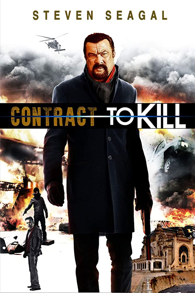 Contract To Kill 2016 Hindi Dual Audio 720p BluRay 800MB Download