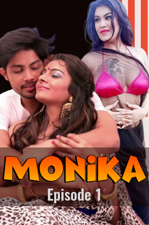 Monika 2020 HotHit Hindi S01E01 Web Series 720p HDRip 200MB Free Download