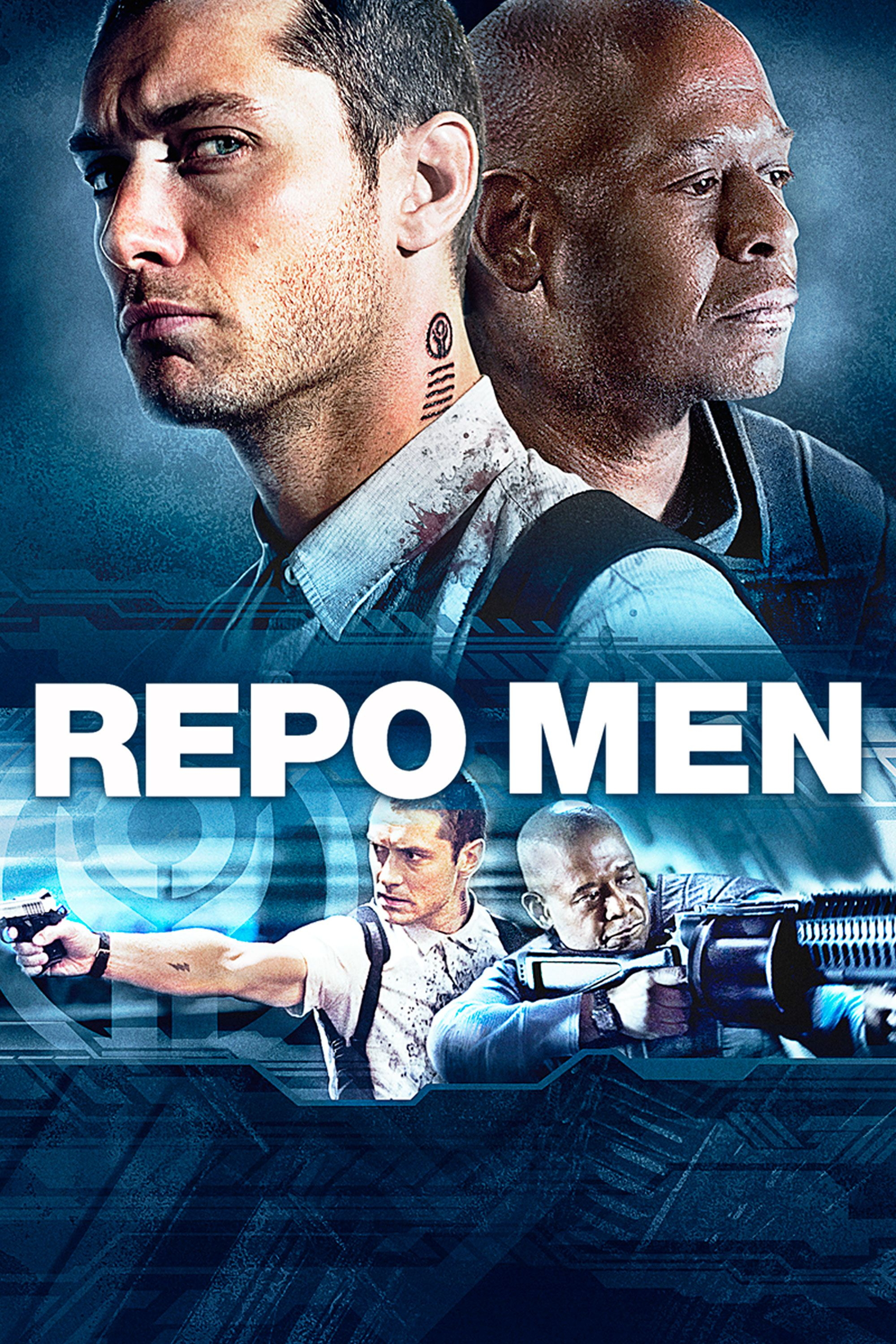 Repo Men 2010 Hindi Dual Audio 720p BluRay 900MB Download