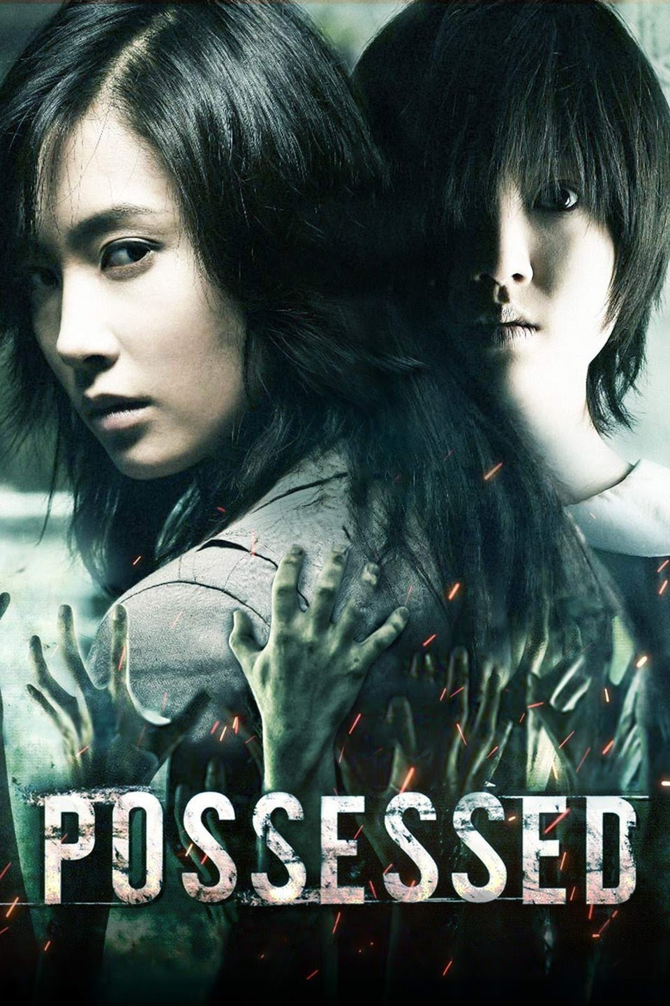 Possessed 2009 Hindi ORG Dual Audio 720p BluRay ESubs 1.4GB Download
