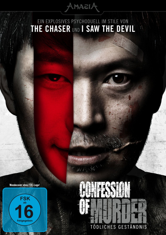 Confession of Murder 2012 Hindi ORG Dual Audio 400MB BluRay ESubs Download