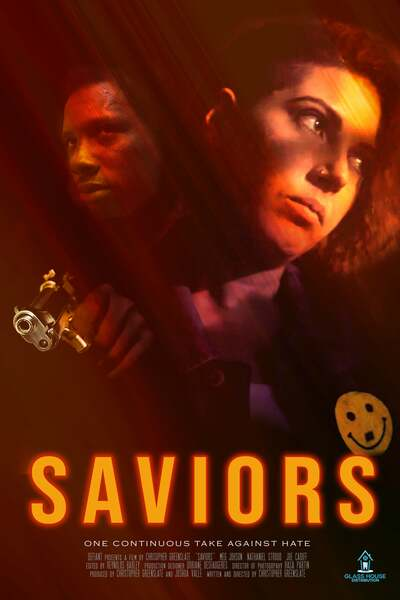 Saviors (2020) English 720p WEBRip 800MB Download
