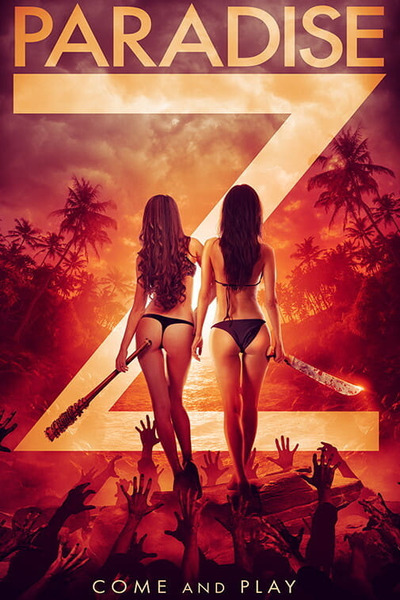 Paradise Z (2020) English 720p WEBRip 800MB Download