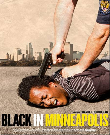 Black in Minneapolis 2020 English 720p HDRip 800MB Download