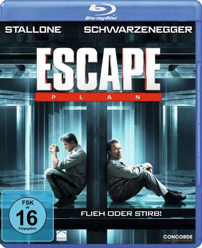 Escape Plan 2013 Hindi Dual Audio 720p BluRay 950MB Download