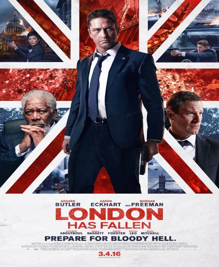 London Has Fallen 2016 Dual Audio Hindi 480p BluRay ESubs 300MB Download