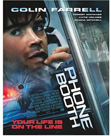 Phone Booth 2002 Dual Audio Hindi 720p BluRay ESub 650MB Download