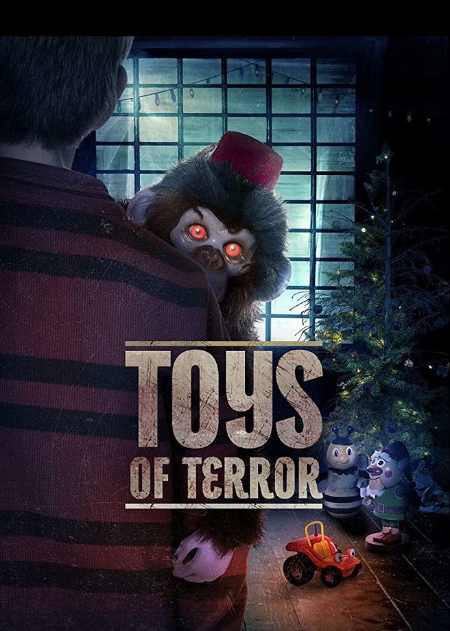 Toys of Terror 2020 English 300MB HDRip 480p Download