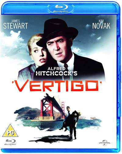 Vertigo 1958 Hindi Dual Audio 450MB BluRay ESubs Download