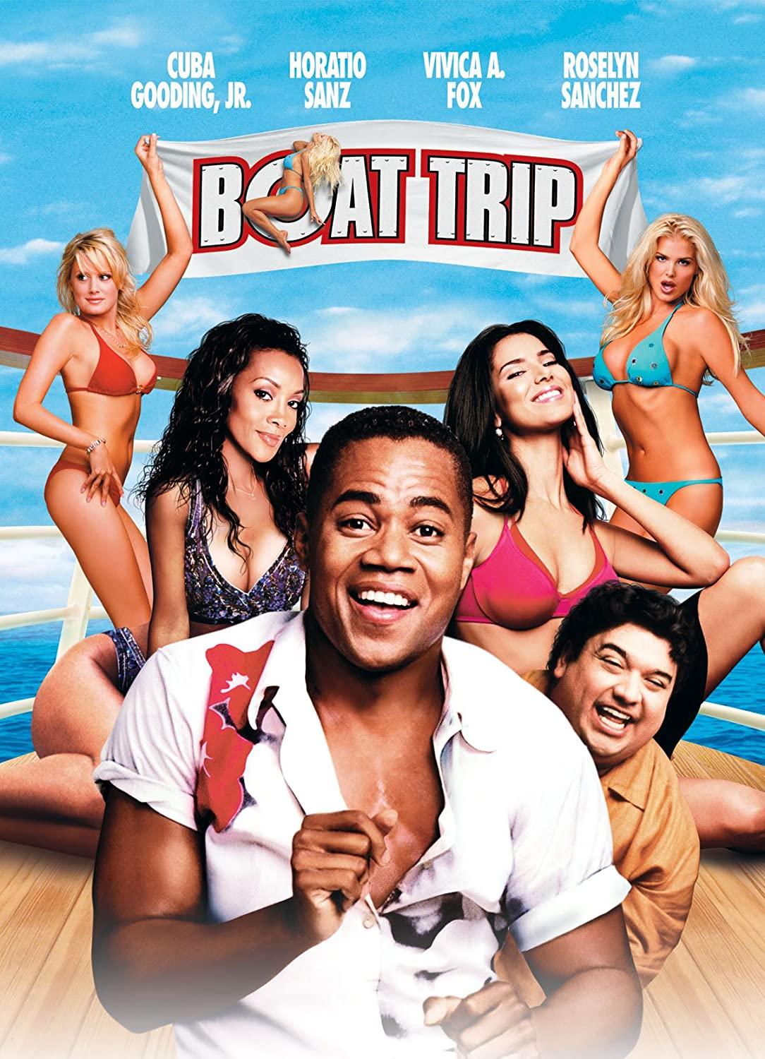 18+ Boat Trip 2002 English 720p HDRip 800MB