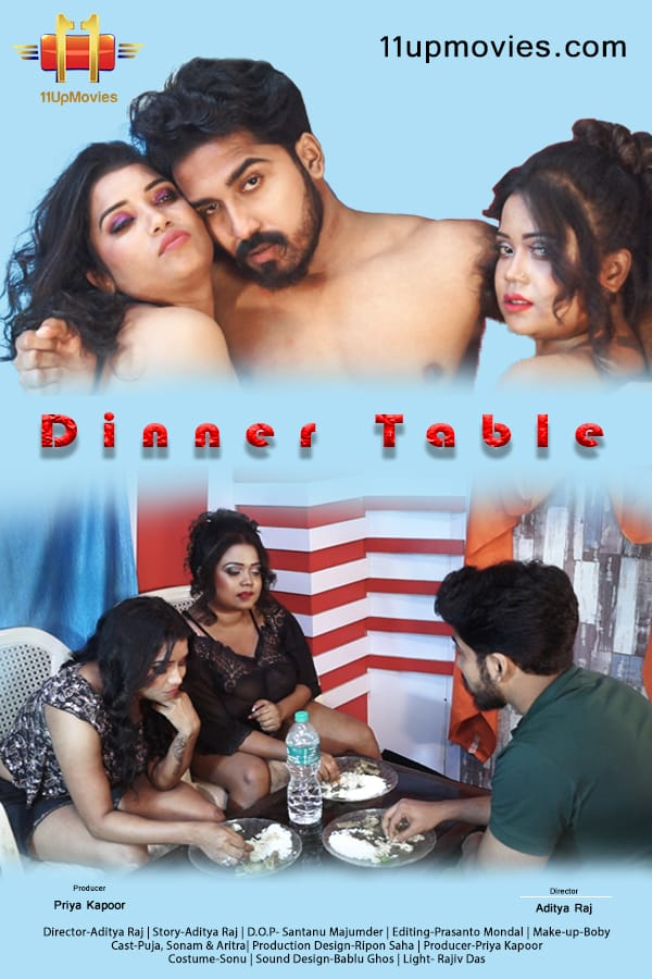 18+ Dinner Table 2020 11UpMovies Hindi Short Film 720p HDRip 150MB x264 AAC