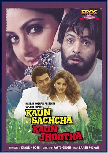 Kaun Sachcha Kaun Jhootha 1997 Hindi 400MB HDRip ESubs