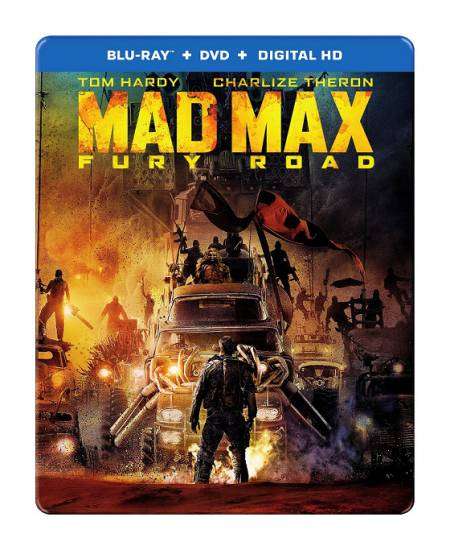 Mad Max Fury Road 2015 Dual Audio Hindi 480p Bluray Esubs 350MB Download