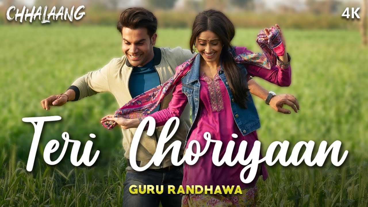 Teri Choriyaan (Chhalaang) 2020 Hindi Video Song 1080p HDRip Free Download